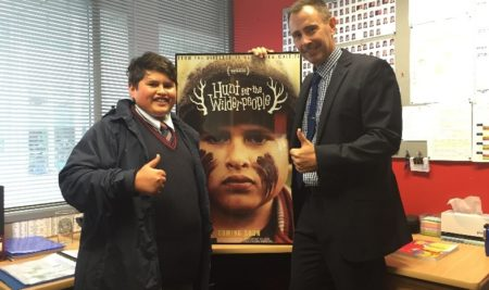 Big win for Julian Dennison at the NZ Film Festival Awards