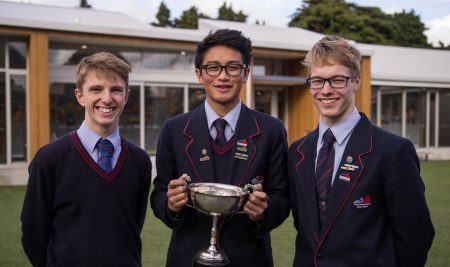 Impromptu Cup Debating Team