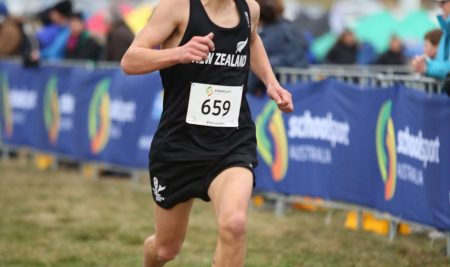 Logan Slee to compete at the ISF World SS Cross Country Champs