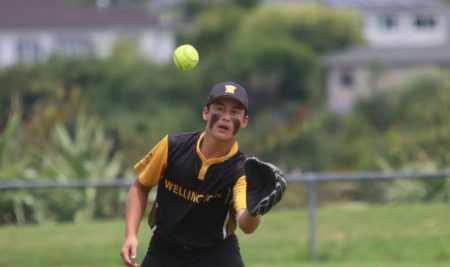 Congratulations to Isaac Cheung for his selection in the U15 Boys Wellington Softball Team